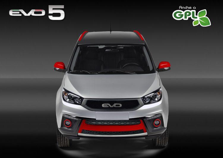 EVO5 Classic Suv