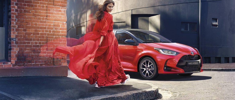 Toyota Yaris Settembre 2020
