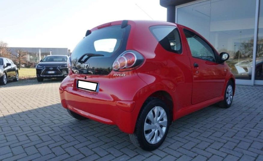 Toyota Aygo 1.0 3p. Active Connect