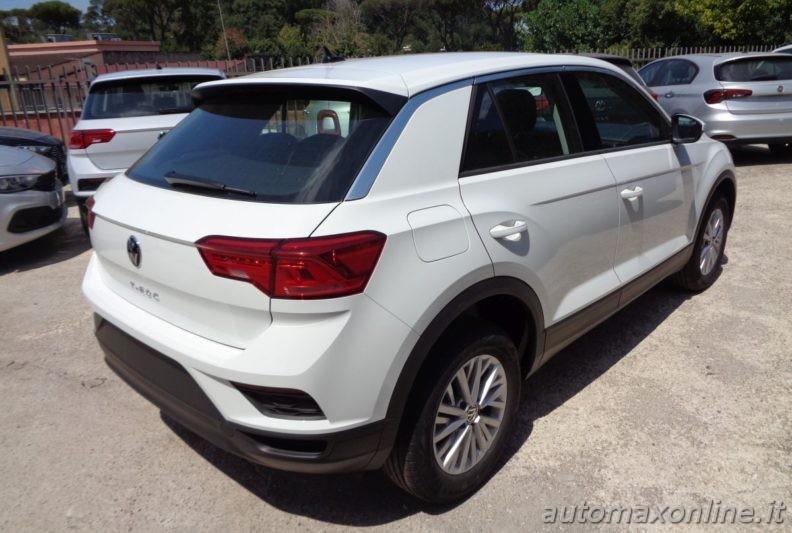 Volkswagen T Roc 1.0