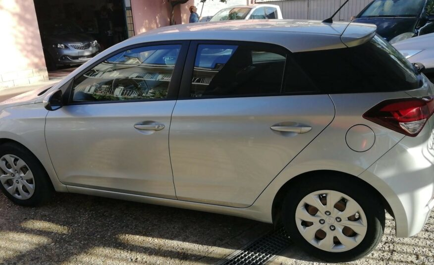 Hyundai i20 Classic GPL